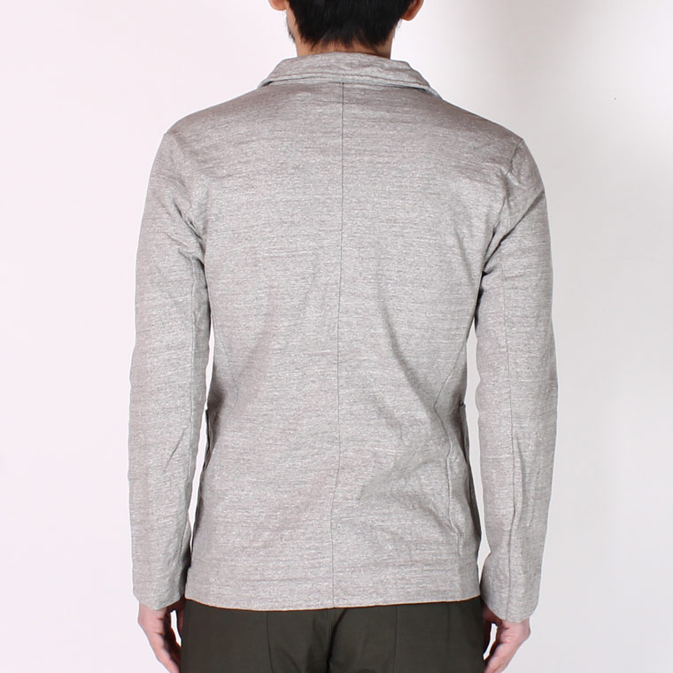 FELCO (フェルコ)  SPORTS TEAM JACKET SUPER HARD JERSEY - HEATHER GREY
