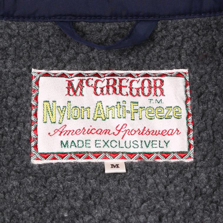 McGREGOR (マックレガー)  NYLON ANTI FREEZE JACKET - NAVY