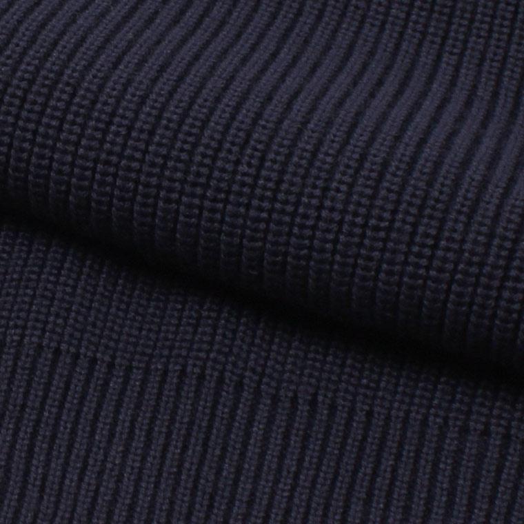 ANDERSEN ANDERSEN (アンデルセン アンデルセン)  SAILOR CREW NECK 7GG - NAVY BLUE