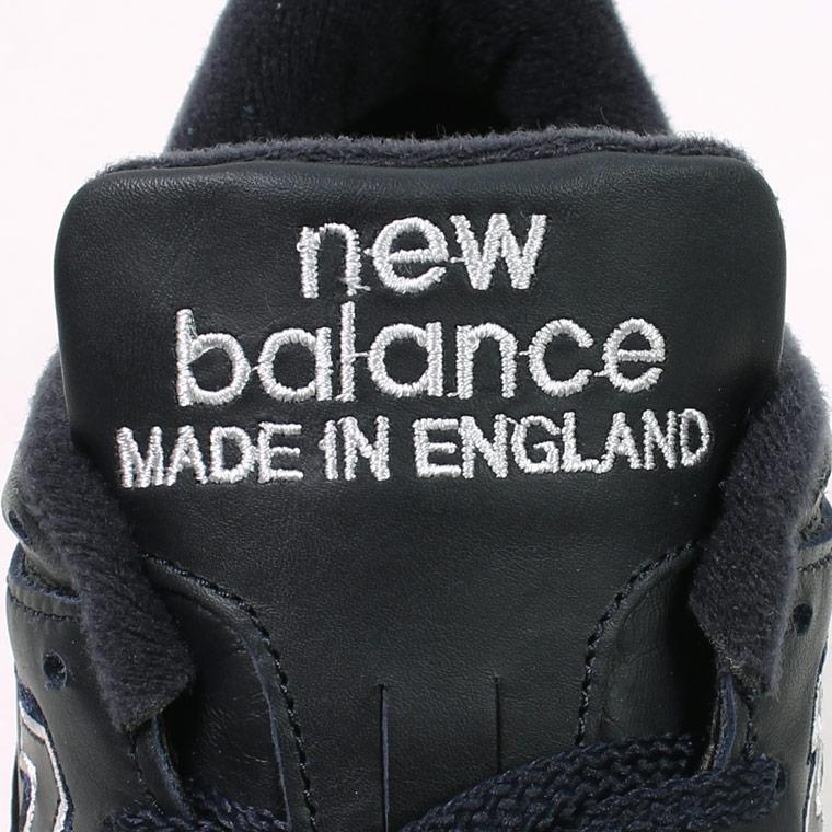 NEW BALANCE (ニューバランス)  M1500 - NAVY LEATHER - WIDTH:D