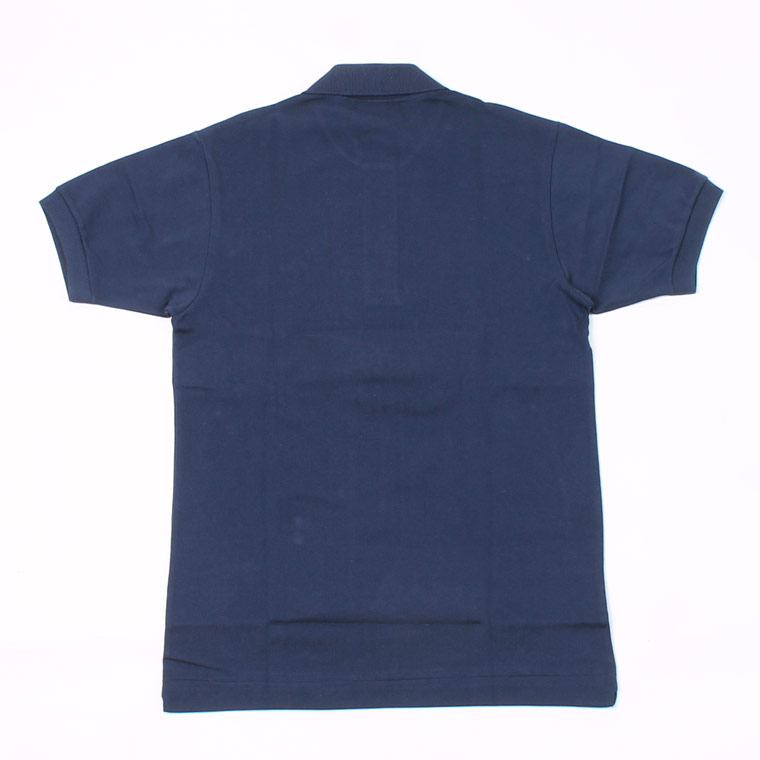 FRANCE LACOSTE (フランスラコステ)  S/S PIQUE POLO - 78X SCILLE BLEU