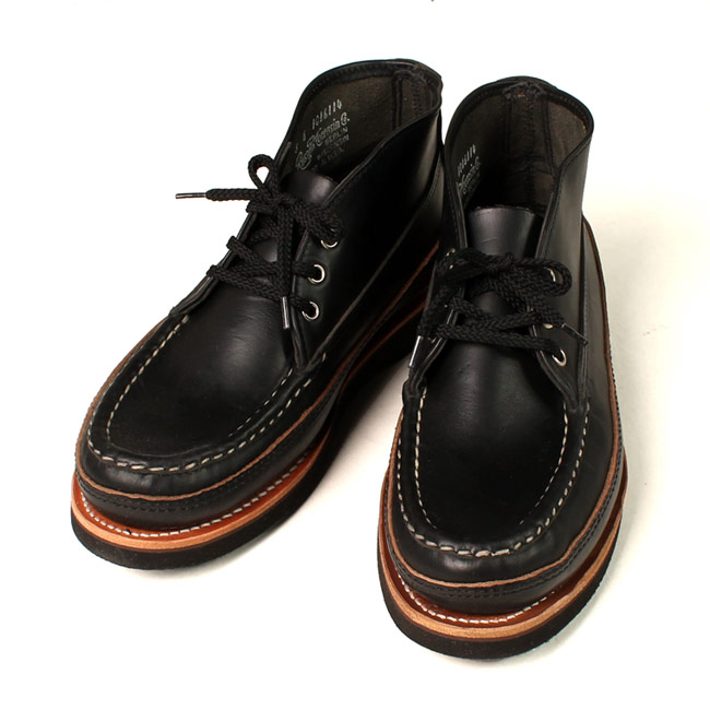 RUSSELL MOCCASIN(ラッセル モカシン)  SPORTING CLAYS CHUKKA-CHROMEXCEL