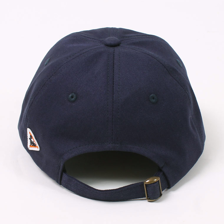 FELCO (フェルコ)  TWILL BB CAP/ NAVY_F_NATURAL