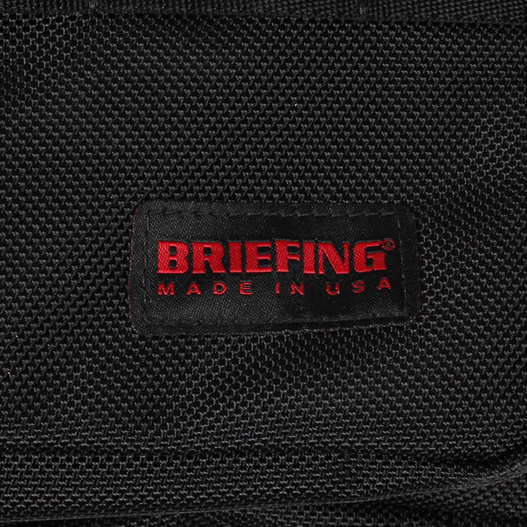 BRIEFING (ブリーフィング) NEO TRINITY LINER - BLACK