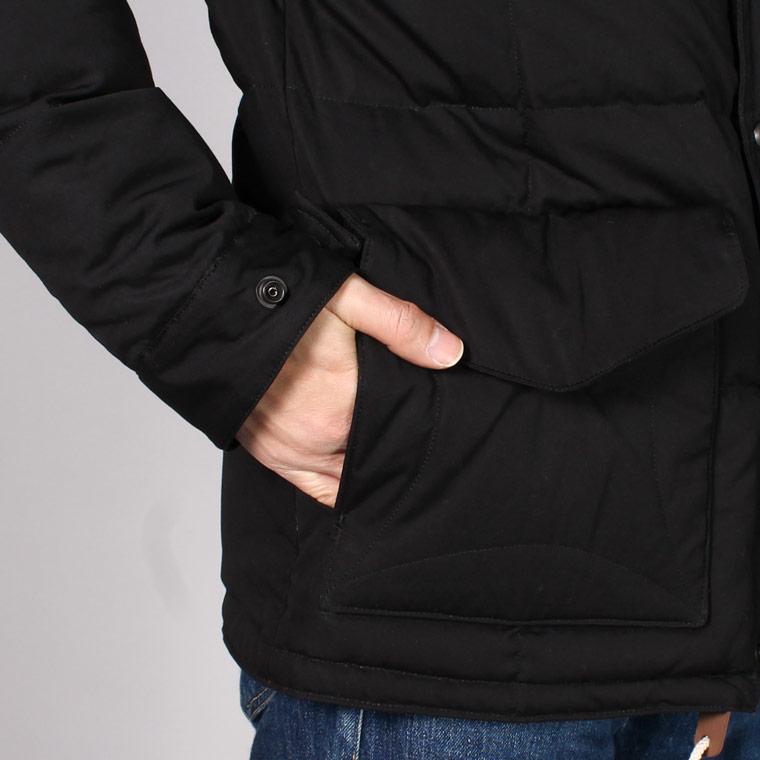 ZANTER (ザンター)  旧南極観測隊リメイクジャケット - BLACK