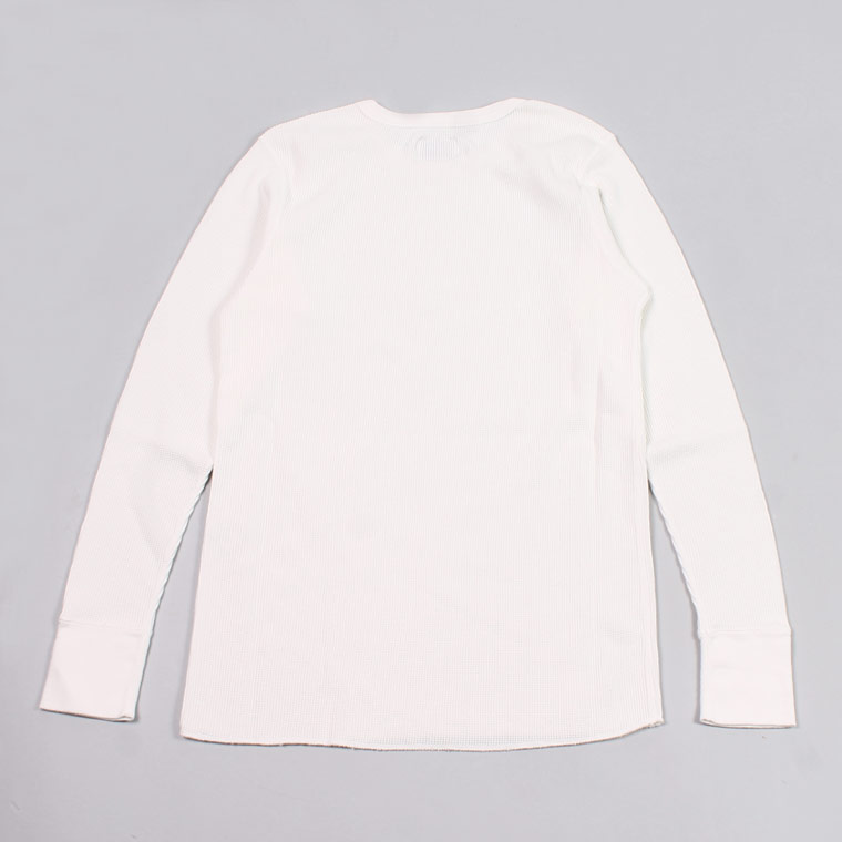 FELCO (フェルコ)  L/S HEAVY WEIGHT THERMAL CREW NECK - WHITE