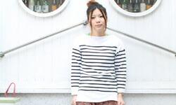 SAINT JAMES セントジェームス,バスクシャツ ボートネック カットソー ギルド GUILDO フランス製 メンズ レディース 定番