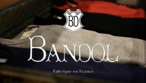 BANDOL バンドール カットソー スウェット パーカー 2018年秋冬新作 ,名古屋 メンズファッション セレクトショップ Explorer エクスプローラー,通販 通信販売