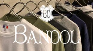 BANDOL バンドール 2019秋冬新作,名古屋 メンズファッション セレクトショップ Explorer エクスプローラー,通販 通信販売