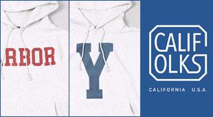 CALIFOLKS カリフォークス,名古屋 メンズファッション セレクトショップ Explorer エクスプローラー,通販 通信販売