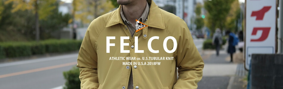 FELCO フェルコ 2018秋冬新作,名古屋 メンズファッション セレクトショップ Explorer エクスプローラー,通販 通信販売
