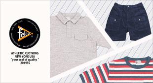 FELCO フェルコ 2019春夏新作,名古屋 メンズファッション セレクトショップ Explorer エクスプローラー,通販 通信販売