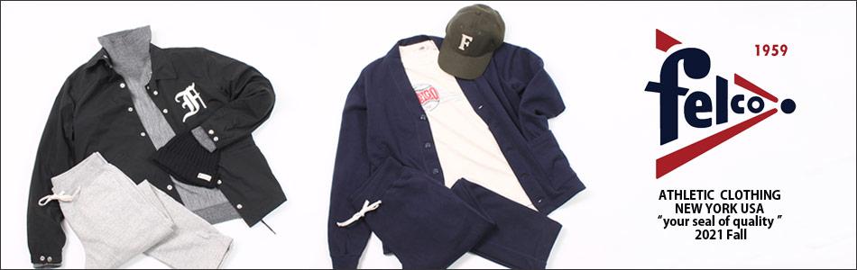 FELCO フェルコ,2021秋冬新作 2021FW,名古屋 メンズファッション セレクトショップ Explorer エクスプローラー,通販 通信販売