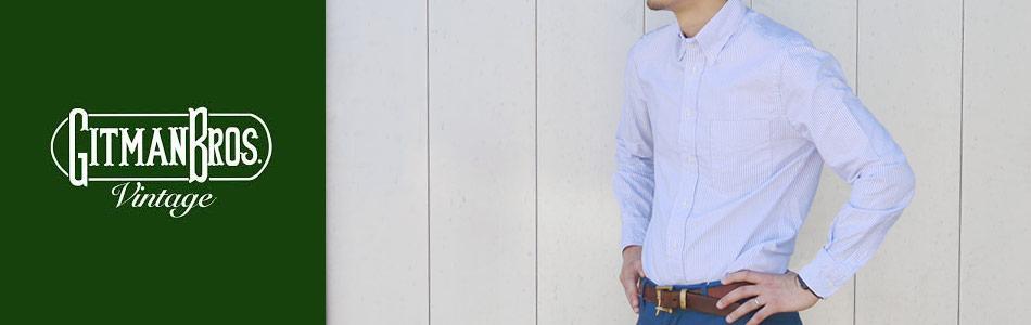GITMANVINTAGE ギットマンヴィンテージ,2019秋冬 2019fw,名古屋 メンズファッション セレクトショップ Explorer エクスプローラー,通販 通信販売