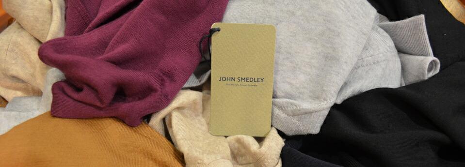 JOHN SMEDLEY ジョンスメドレー レディース 2017秋冬 2017AW,名古屋 セレクトショップ Explorer エクスプローラー,通販 通信販売