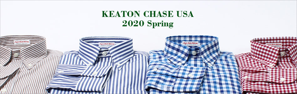 KEATON CHASE USA キートンチェイスユーエスエー,2020春夏新作 2020ss,名古屋 メンズファッション セレクトショップ Explorer エクスプローラー,通販 通信販売