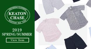 KEATON CHASE USA キートンチェイスUSA 2019春夏新作,名古屋 メンズファッション セレクトショップ Explorer エクスプローラー,通販 通信販売