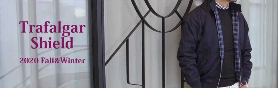 TRAFALGAR SHIELD トラファルガーシールド,2020秋冬新作 2020fw,名古屋 メンズファッション セレクトショップ Explorer エクスプローラー,通販 通信販売