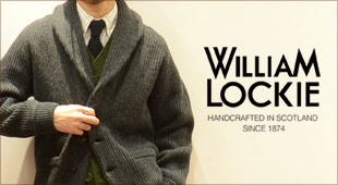 WILLIAM LOCKIE ウィリアムロッキー,2019秋冬新作 2019fw,名古屋 メンズファッション セレクトショップ Explorer エクスプローラー,通販 通信販売