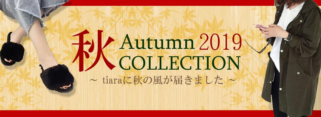 秋の新作コレクション