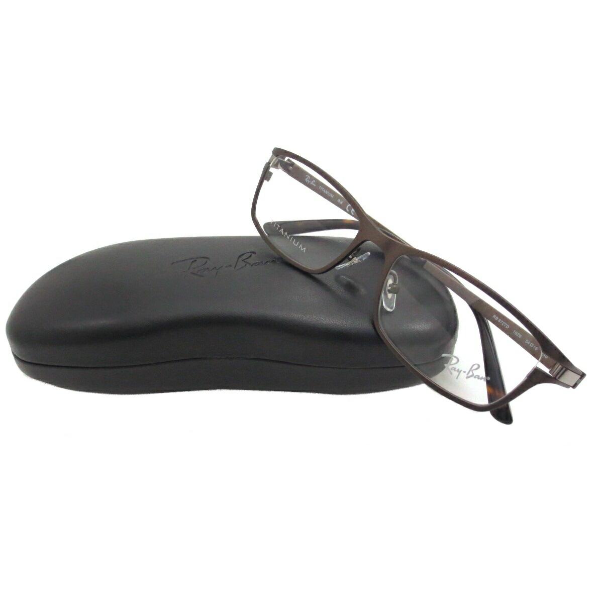 メタルフレームbui(ビュイ)度なし(伊達眼鏡)レンズのセット