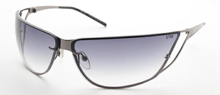 42427c1147 eyeone  STING 4545 M sunglasses metal sting vintage DEADSTOCK mens ...