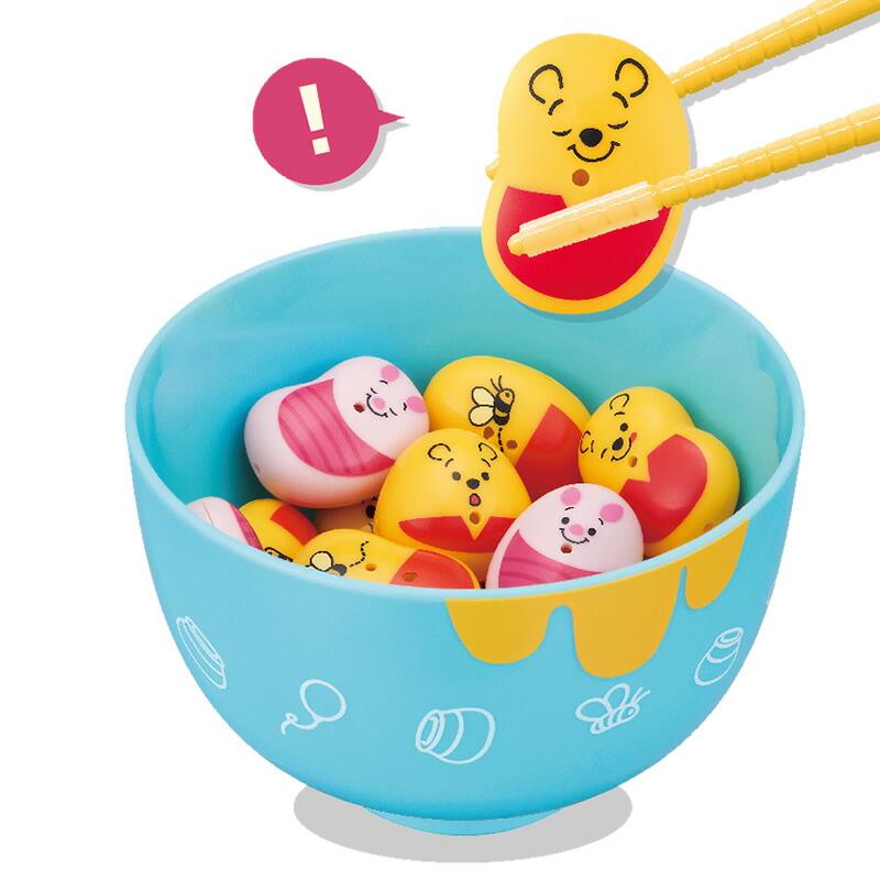 ☆ラッピング可能☆はじめてのマナー豆おおつぶ くまのプーさん