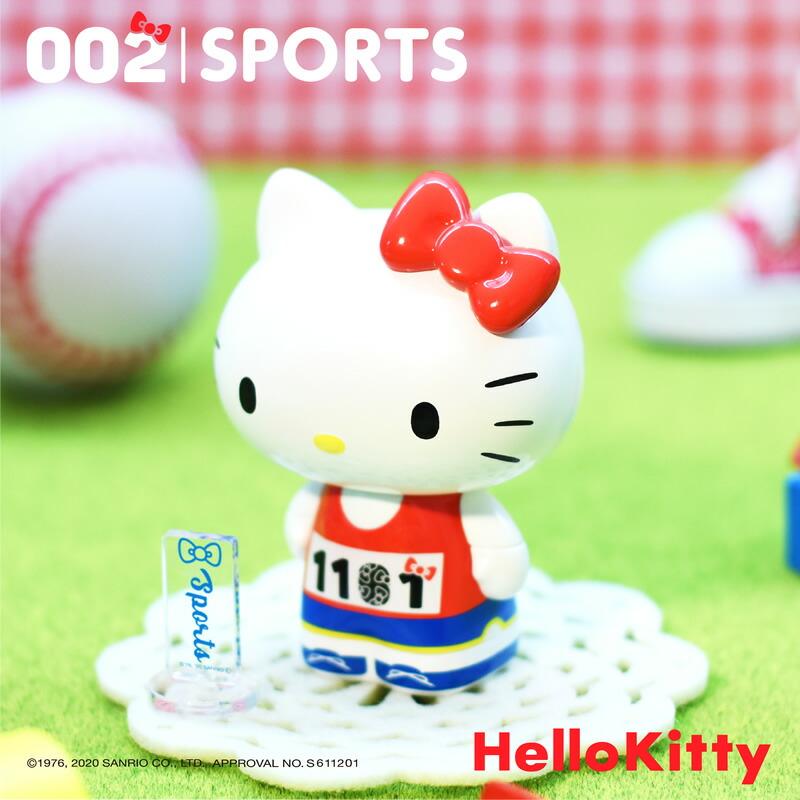 ☆ラッピング可能☆ハローキティ VARIARTS No.002(スポーツ)