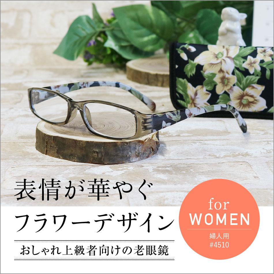 老眼鏡 名古屋眼鏡 ライブラリーコンパクト 4510