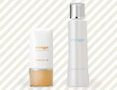 UVモイスチャーミルク×ブライトニングローション