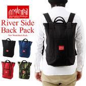 Manhattan Portage マンハッタンポーテージ Riverside Backpack リバーサイド バックパック