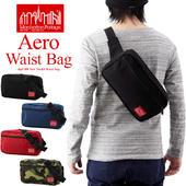 Manhattan Portage マンハッタンポーテージ Aero Waist Bag エアロ ウェスト バッグ