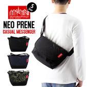 Manhattan Portage マンハッタンポーテージ Neoprene Casual Messenger Bag ネオプレン カジュアル メッセンジャー バッグ