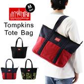 Manhattan Portage マンハッタンポーテージ Tompkins Tote Bag トンプキンス トートバッグ