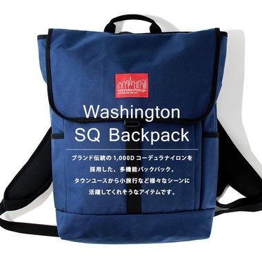 Manhattan Portage マンハッタンポーテージ WASHINGTON SQ BACKPACK ワシントンSQ バックパック