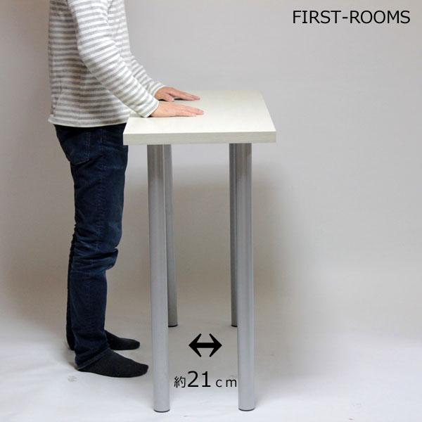 薄型ミドルテーブル テーブル リビングテーブル 奥行4545