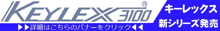 キーレックス3100