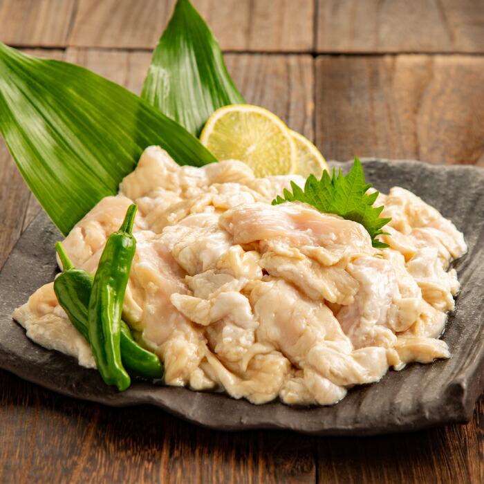 北海道紋別市 【ふるさと納税】10-321 国産豚塩ホルモン 1kg