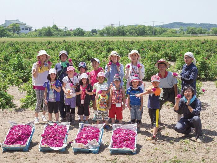 町の希少な産品を活かして、子どもたちの未来のために、新たな産業を創出したい!