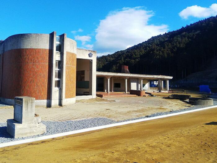 震災遺構「大川小学校」