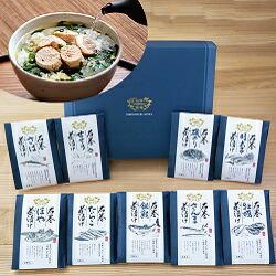 石巻金華茶漬けギフトセット (全9種18食入り)