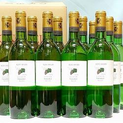 寒河江産シャルドネ使用 キングセルビー白ワイン12本セット