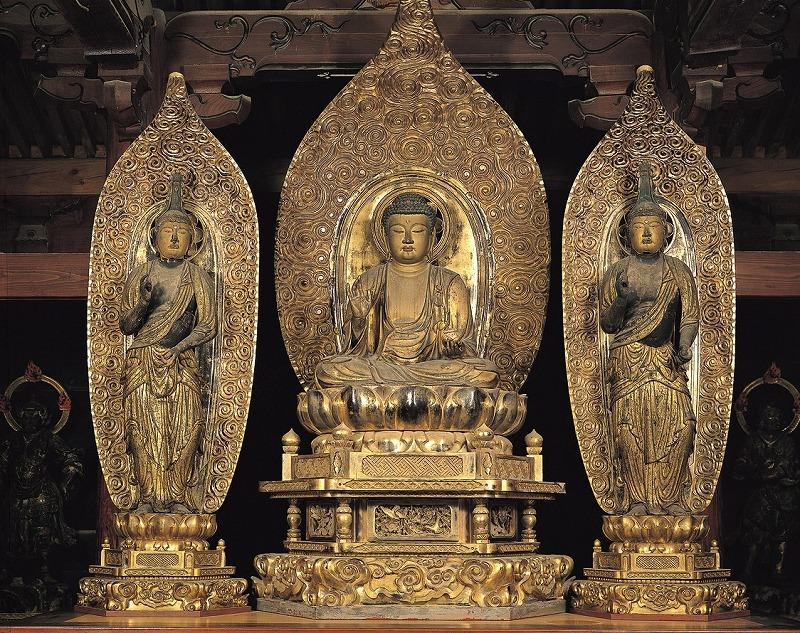 主に拝観料の収入で貴重な文化財を保護し守り続けている慈恩寺