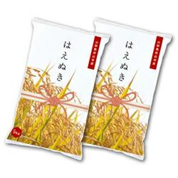 米 はえぬき 10kg 5kg×2 精米 令和2年産