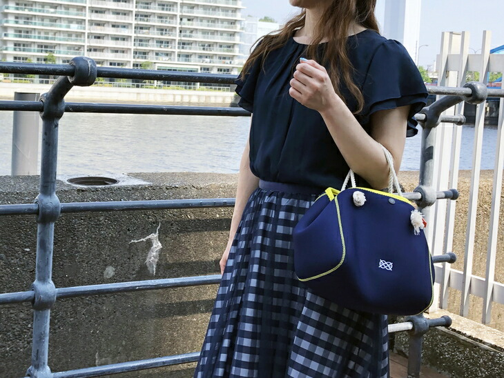 【SOMA】ネオプレンミニバッグ