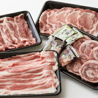 茨城県行方市 【ふるさと納税】3ヵ月定期便 【田中農場のすずし豚】 豚肉詰合せ