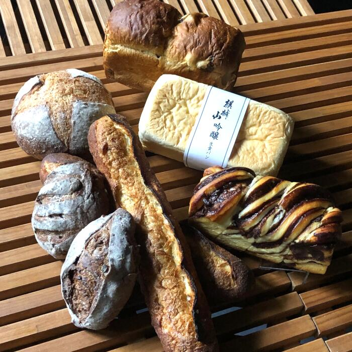 新潟県阿賀野市 【ふるさと納税】カンパーニュ ベーカリーセレクト