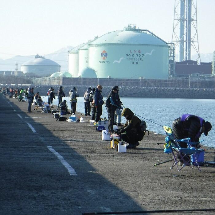 第 東 東港 管理 新潟 釣り場 ハッピー 2 防波堤 フィッシング