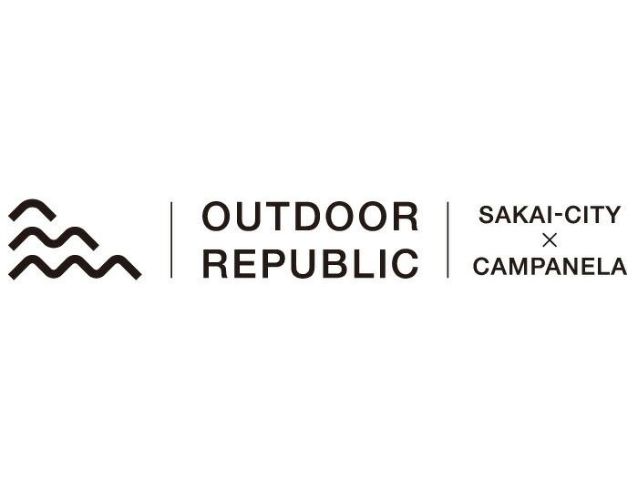 【OUTDOOR REPUBLIC】ロゴマーク