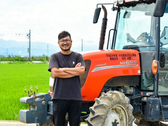 【農業用機械自動運転実践事業】スマート農業導入で、若者が農業で活躍できる環境を創出したい!